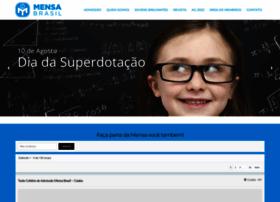 mensa.org.br