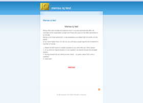 mensaiqtest.net