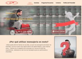 mensajeriadn.com