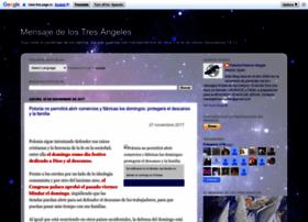 mensajetresangeles.blogspot.com