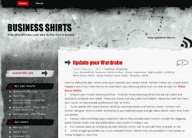 mensbusinessshirts.wordpress.com