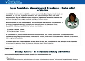 mensch-und-krebs.de