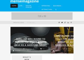 mensemagazine.com