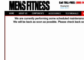 mensfitnessbike.com