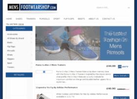 mensfootwearshop.com