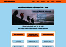 menshealthmonth.org