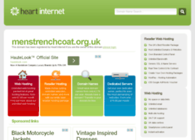 menstrenchcoat.org.uk