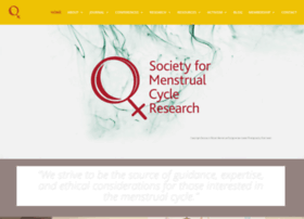 menstruationresearch.org