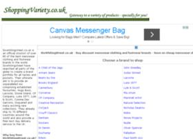 menswear-clothing-footwear.shoppingvariety.co.uk