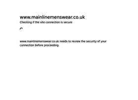 menswear.mainlinemenswear.co.uk
