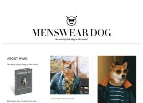 mensweardog.tumblr.com