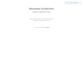 Menswearecollection.com