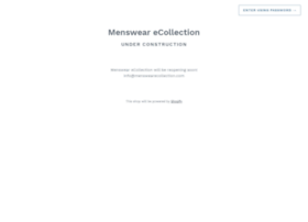 menswearecollection.com