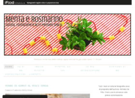 menta-e-rosmarino.blogspot.it