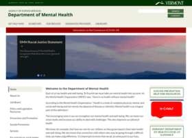 mentalhealth.vermont.gov