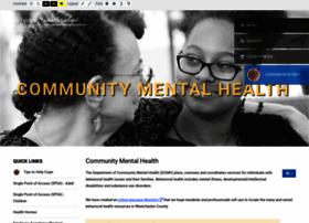 mentalhealth.westchestergov.com