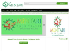 mentari-tour.com