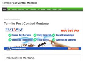 mentonepestcontrol.com.au