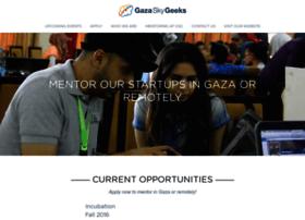 mentor4gazaskygeeks.strikingly.com