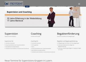 mentorat.ch
