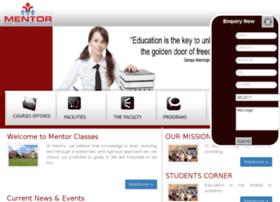 mentorclasses.net