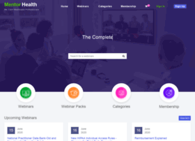 mentorhealth.com