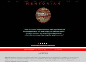 mentorian.com