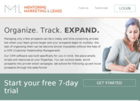 mentoringmarketingandleads.com
