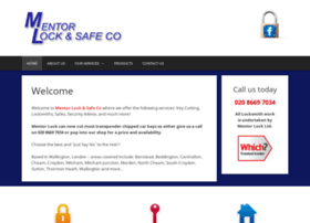 mentorlock.co.uk