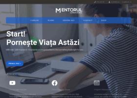 mentorul.ro