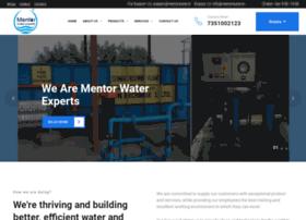 mentorwater.in