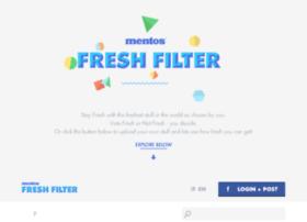 mentosfreshfilter.com