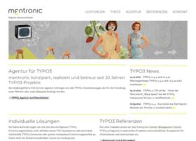mentronic.com