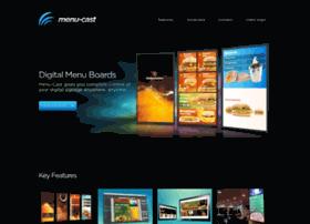 menu-cast.com