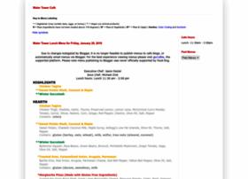 menu-nyc-watertower.blogspot.com