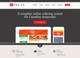 menu.ca