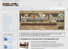menuboarddepot.com