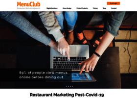 menuclub.com