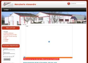 menuiserie-alexandre.fr