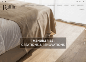 menuiserie-rafflin.com