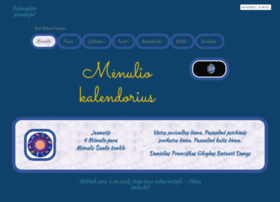 menuliokalendorius.info