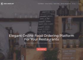 menuorderapp.com