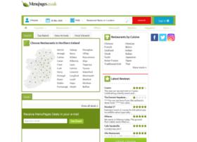 menupages.co.uk