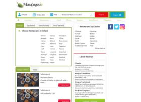 menupages.ie