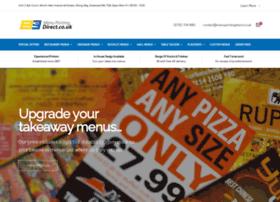 menuprintingdirect.co.uk