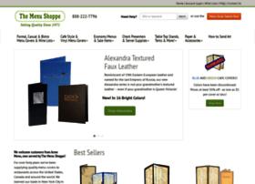 menushoppe.com