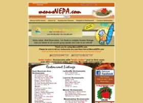 menusnepa.com