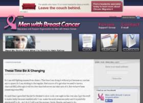 menwithbreastcancer.org