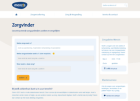 menziszorgvinder.nl