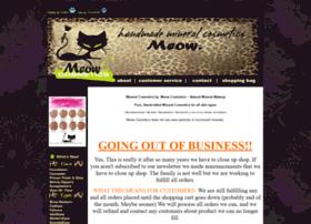 meowcosmetics.com
